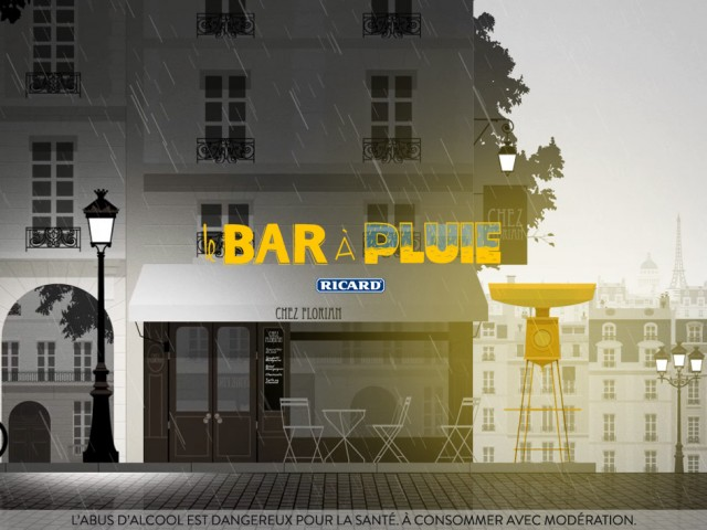 Ricard - Bar à Pluie