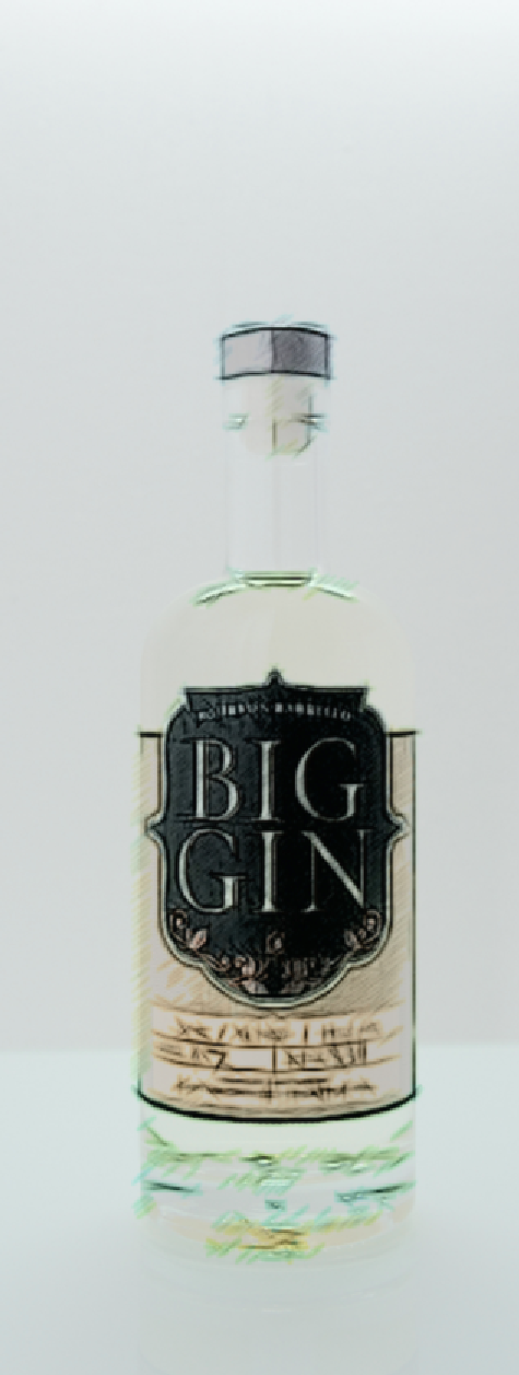 Big Gin Bourbon Barreled_extraterrien#