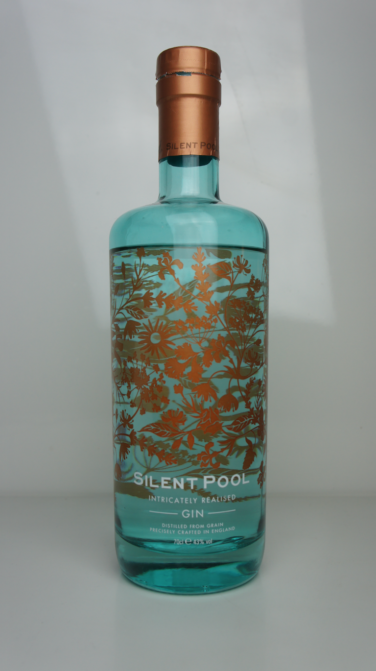 Silent pool gin extraterrien - Silent pool gin ...
