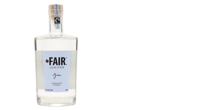 Fair Gin x extraterrien