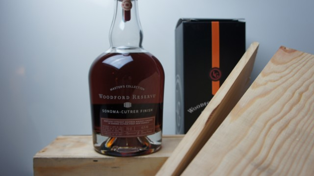Woodford Reserve Sonoma-Curter Finish x extraterrien